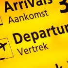 Wachten op een vliegveld: maak het leuk!