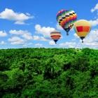 Luchtballon (de zwevende ballon)