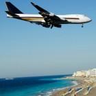 Vliegen tussen de Nederlandse Antillen met Caribair