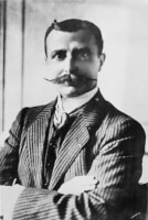 Louis Blériot, 1872-1936 / Bron: Library of Congress's Prints and Photographs division, Wikimedia Commons (Publiek domein)